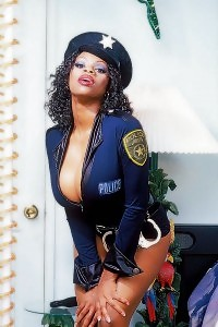 Amateur Cop Takes You In Her Hands